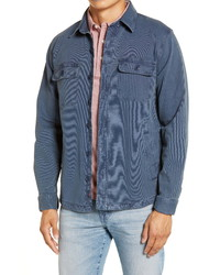 Faherty Cotton Shirt Jacket