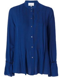 3.1 Phillip Lim Long Sleeve Pleated Shirt