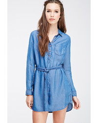 Blue shirtdress original 10214913