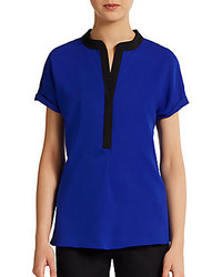 Tahari hailey blouse medium 117402