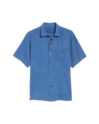 Blue Short Sleeve Shirt
