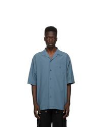 Kenzo Blue Casual Short Sleeve T Shirt
