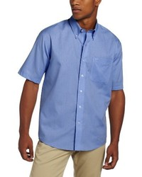 Cutter Buck Short Sleeve Epic Easy Care Nailshead Shirt