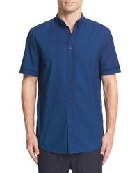 Smith trim fit sport shirt medium 844139