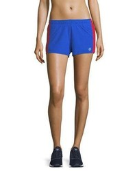 Tory Sport Colorblocked Boxing Shorts