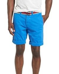 Superdry International Belted Chino Shorts