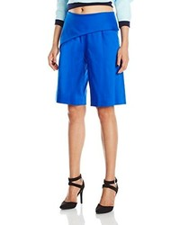Kai New York Over Lab Combo Shorts 4 Cobalt