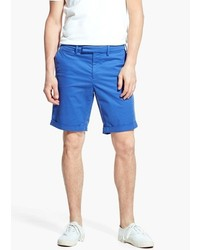 Mango Tabbed Cotton Bermuda Shorts