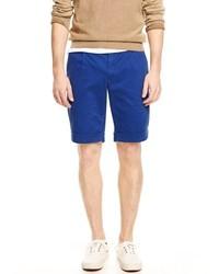 Mango Outlet Rolled Up Hem Cotton Bermuda Shorts