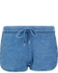 Rag & Bone Exposed Seam Shorts