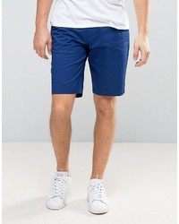 Fred Perry Slim Fit Chino Short In Navy