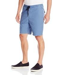 Blue Shorts