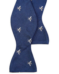 Polo Ralph Lauren Bee Silk Repp Bow Tie