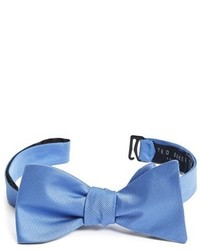 Ted Baker London Solid Silk Bow Tie
