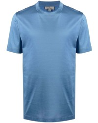 Canali Satin Finish T Shirt