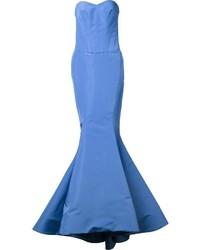 Zac posen corset gown medium 965506