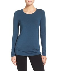 Halogen Long Sleeve Modal Blend Tee
