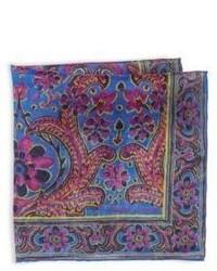 Ralph Lauren Choppa Silk Pocket Square