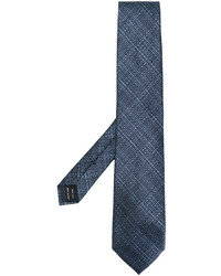 Tom Ford Cross Hatch Patterned Tie
