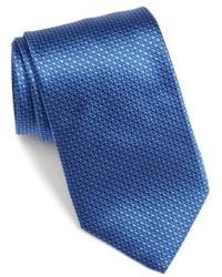 Solid silk tie medium 749829