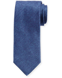 Solid textured silk tie medium 833846