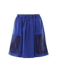 Acne Studios Ivy Gabardine Skirt