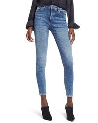 DL 1961 Farrow High Waist Ankle Skinny Jeans