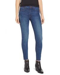 Madewell 9 Inch Skinny Jeans Raw Hem Edition