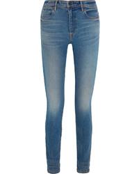 Alexander Wang Wang 001 High Rise Skinny Jeans