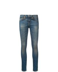 R13 Alison Skinny Jeans