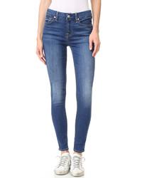 B ankle skinny jeans medium 723419
