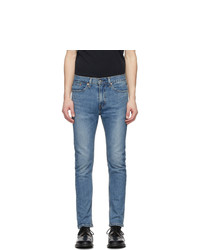 Levis Blue 510 Skinny Fit Jeans