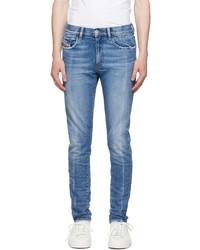 Diesel Blue D Fining Jeans