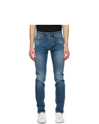 Givenchy Blue Slim Fit Jeans