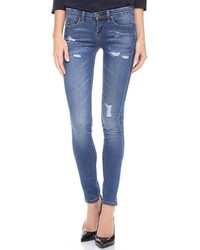 Denim skinny jeans medium 165170