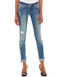 Miss Me Destructed Skinny Jeans