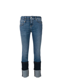 Alexander McQueen Double Hem Jeans