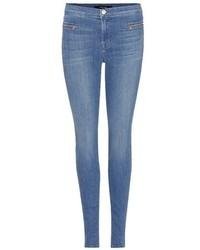 J Brand Emma Mid Rise Super Skinny Jeans