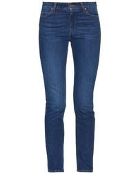 Etoile Isabel Marant Isabel Marant Toile Detta High Rise Skinny Jeans