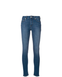 Liu Jo Faded Slim Fit Jeans