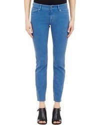 Nili Lotan Five Pocket Jeans Blue