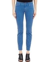 Nili Lotan Five Pocket Jeans Blue