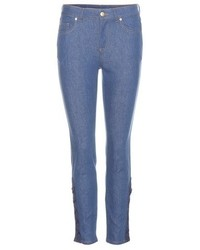 Alexander McQueen High Rise Jeans