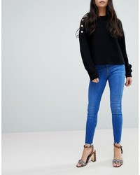 New Look High Rise Lift And Shape Jean