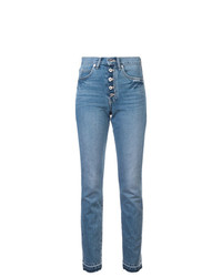 Eve Denim High Waisted Slim Fit Jeans