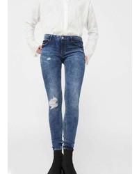 Mango Kim Skinny Push Up Jeans