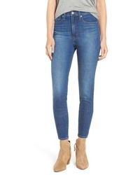 Levis mile high high rise skinny jeans medium 785408