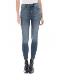 Fidelity Denim Luna High Waist Skinny Jeans