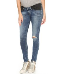 Racer ultra maternity skinny jeans medium 529414