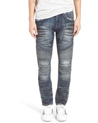 Skinny fit moto jeans medium 816134